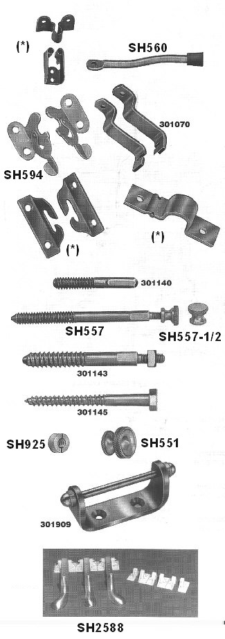 Piano Cabinet Hardware And Hinges