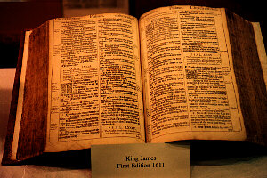 Protestants: Why did King James write a book called Demonology in 1597?