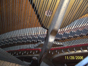 6  Bridge repair on the Piano