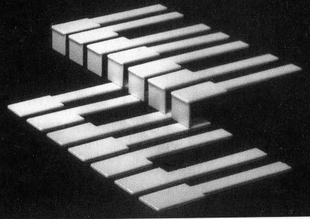 PIANO KEYTOPS Piano Keytops for Restoration